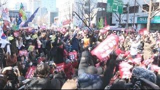 뉴스타파 - 2017년 3월 10일 11시. 박근혜, 탄핵되다