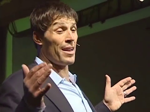 Why We Do What We Do | TED Talks | Tony Robbins