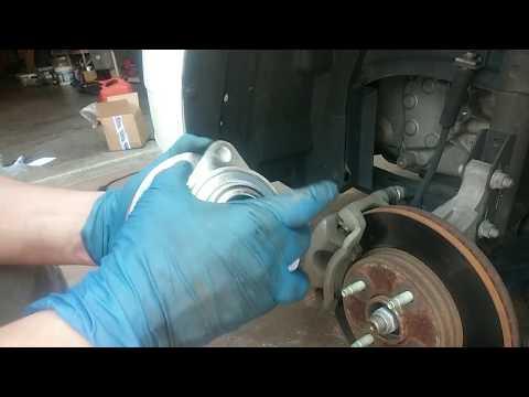 Saturn / Chevy / Pontiac / Pursuit Wheel Hub Bearing Replacement