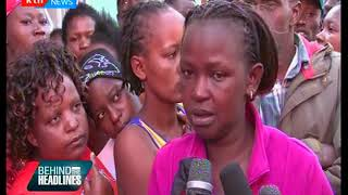 Behind The Headlines: Salome's story