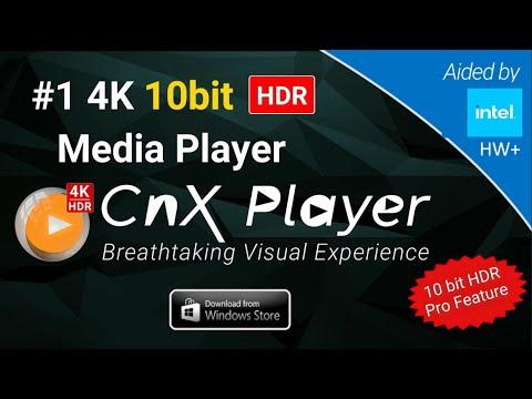 Smooth 4K playback [Hardware Acceleration/PotPlayer
