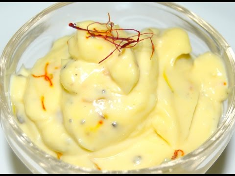 SHRIKHAND INDIAN DESERT RECIPE