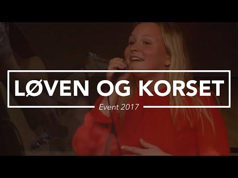 Hør Løven og Korset (Release EVENT 2017) på youtube