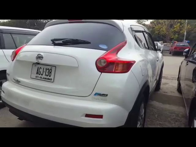 Nissan Juke 15RX Urban Selection 2012 for Sale in Islamabad