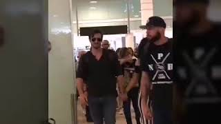 Camila Cabello With Boyfriend Matthew Hussey In Barcelona
