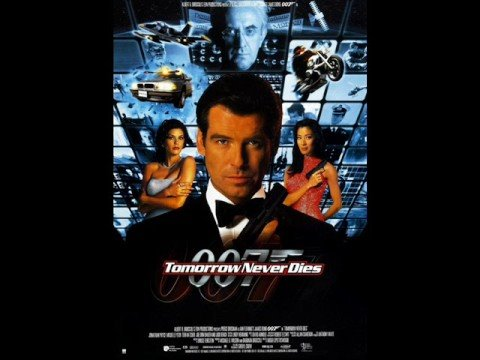 Tomorrow Never Dies OST 24th