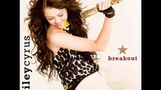Miley Cyrus - Goodbye [Breakout]