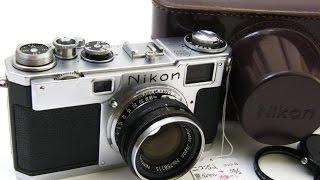 Nikon S2 Black Dial + Nikkor 5cmF2