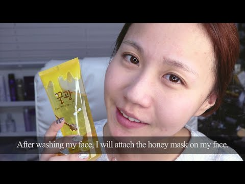 [Beauty Haul] Rainbow Laffair Honey Mask 3ea
