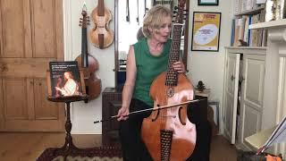 Bass Advanced Lesson 1: Allemande, Jean-Baptiste Antoine Forqueray, Pièce à Trois Violes