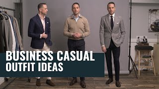 5 Business Casual Outfits For Spring 2020 | Work Outfits Of The Week | Smart Casual Outfits