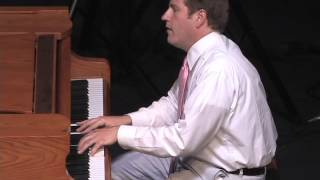 Richard Dowling performs Graceful Ghost Rag