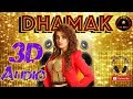 Dhamak- Akira (3D Audio) Mr Wow - Jaggi Jagowal - Latest Punjabi Songs 2019