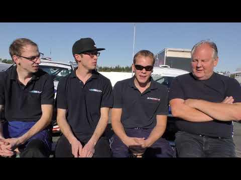Diskussionsrunde mit Milz Motorsport