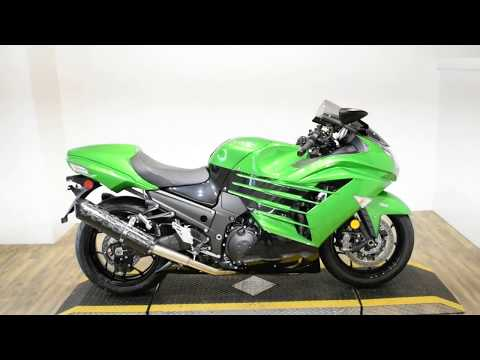 2017 Kawasaki Ninja ZX-14R ABS SE in Wauconda, Illinois - Video 1