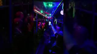 53 Seat Party Bus