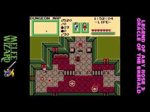 Zelda 1 map walkthrough