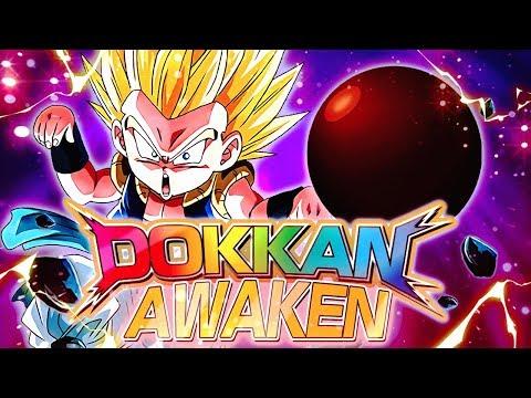 HALLOWEEN COMING! CANDY VEGITO + GOTENKS AND GHOST AWAKENING! DBZ Dokkan Battle