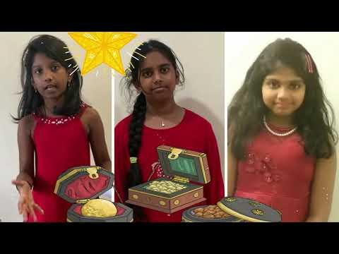 VIDEO: Sunday School Christmas Program by ICWC