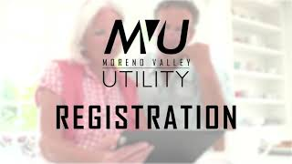 Moreno Valley Utility Portal