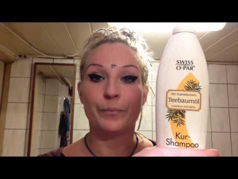 Die Maske für das Haar mit dem Vitamin und je в6 в12