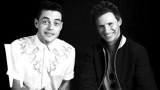 Rami Malek and Eddie Redmayne on First Kisses, Musical Tastes, and 'The Hills' Reboot | W Magazine