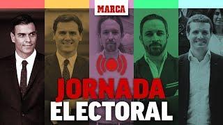 Elecciones Generales España 2019 En Directo