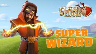 SUPER WIZARD's Chain Magic! (Clash of Clans)