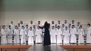 佐賀女子 文化発表会 合唱部
