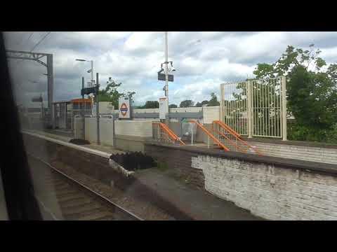 Full Journey on London Overground from Barking to Gospel Oak