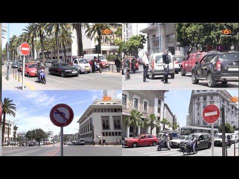 Le360.ma • Nouveau plan de circulation à Casablanca: ce qu'en pensent les automobilistes