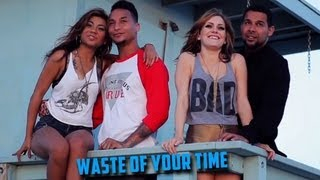 """Waste Of Your Time"" Roc$tedy featuring Jon Huertas"