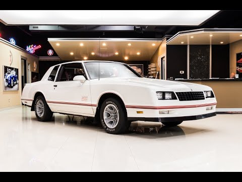 Video of '88 Chevrolet Monte Carlo located in Plymouth Michigan Offered by Vanguard Motor Sales - Q9DY