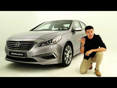 2015 Hyundai Sonata Malaysia Walk-Around Tour - paultan.org