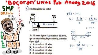 Usaha Dan Energi , Tuas , Bocoran Un Smp Ipa 2016 Pak Anang T2 Drill 002 No 09