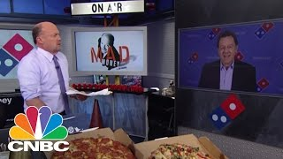 Domino's Pizza CEO: Finding The Perfect Earnings Recipe | Mad Money | CNBC