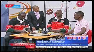 Zilizala Viwanjani: Mchezo wa Scrabble - uko vipi nchini?