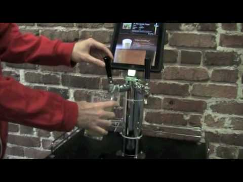 iPad-Powered Kegbot