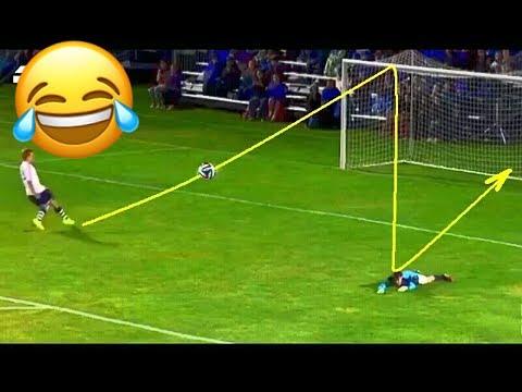 Momenti Troppo DIVERTENTI Del Calcio #28 Funny Moments, Goals, Autogoals, Skills