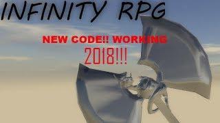 new code infinity rpg roblox 2018 - Kênh video giải trí dành cho