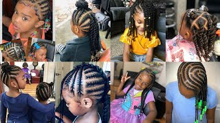 2020 SUPER BEAUTIFUL #BRAIDS HAIRSTYLES FOR KIDS : BEAUTIFUL BRAIDS #STYLES FOR KIDS