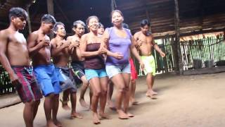 Peruvian Amazon Bora Tribe members Teaches Us their Ancient Ancestral Dances