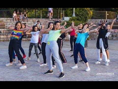 KPOP RANDOM PLAY DANCE IN PUBLIC | Niš, Serbia [K-pop Party Niš]