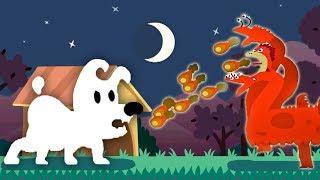 Сказочное приключение собачки Мимпи #4. mimpi мультик игра для детей