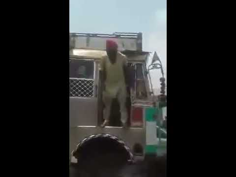 Singhan Naal Vair   A Sikh Truck Driver Fight     YouTube