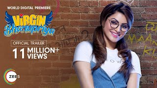 Virgin Bhanupriya | Official Trailer | A ZEE5 Exclusive | Urvashi Rautela | Premieres 16th July
