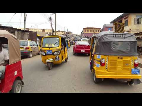 Ghana 2019 pt.7 Kumasi