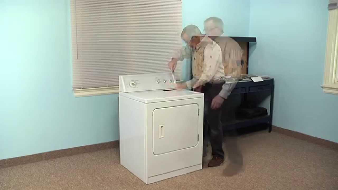Replacing your Whirlpool Dryer Rear Drum Felt Seal