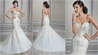 Mermaid Wedding Dress | Beautiful Wedding Dresses | Vera Wang Wedding Dress | Wedding Dresses | WD29