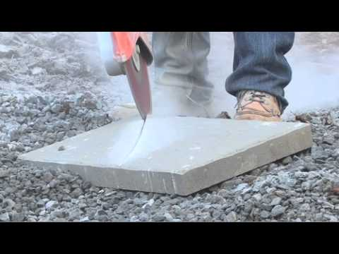 Cutting Pavers